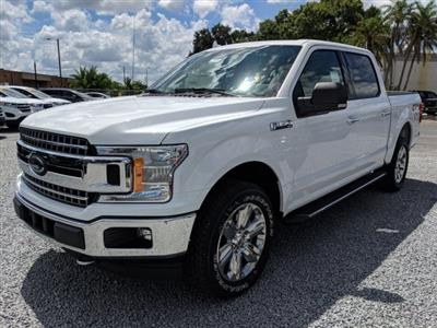 2018 F-150 SuperCrew Cab 4x4,  Pickup #J7308 - photo 5