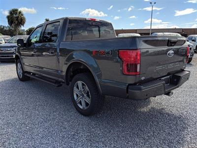 2018 F-150 SuperCrew Cab 4x4,  Pickup #J7310 - photo 4