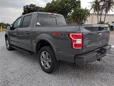 2018 F-150 SuperCrew Cab 4x4,  Pickup #J7711 - photo 4