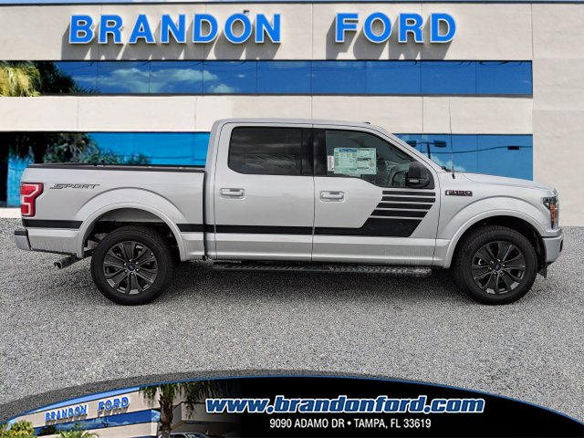 2018 F-150 SuperCrew Cab 4x2,  Pickup #J7739 - photo 1