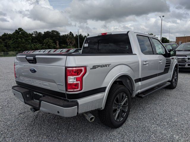 2018 F-150 SuperCrew Cab 4x2,  Pickup #J7739 - photo 2