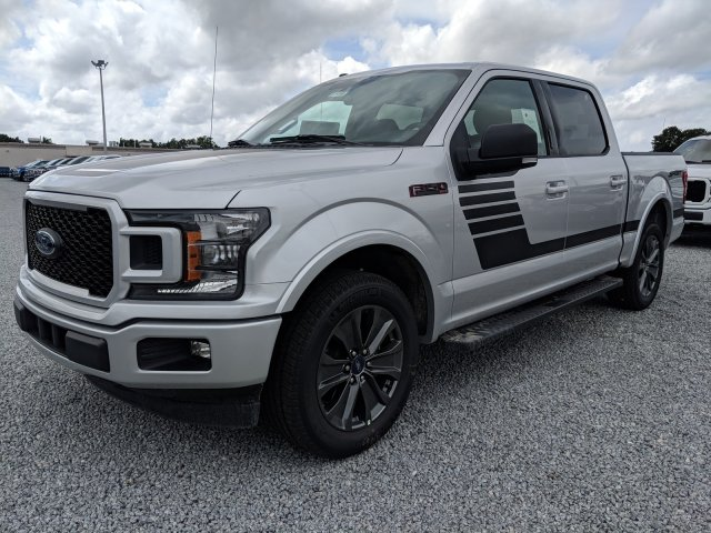 2018 F-150 SuperCrew Cab 4x2,  Pickup #J7739 - photo 5