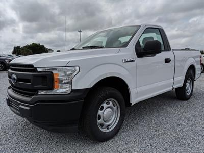 2018 F-150 Regular Cab 4x2,  Pickup #J7758 - photo 5