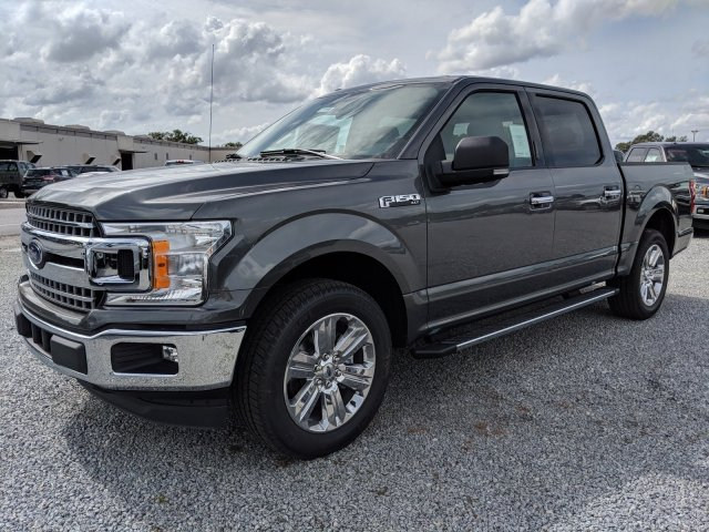 2018 F-150 SuperCrew Cab 4x2,  Pickup #J7760 - photo 5