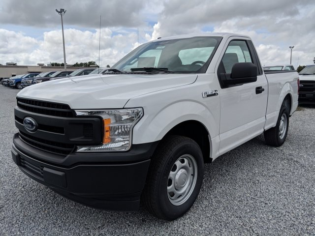2018 F-150 Regular Cab 4x2,  Pickup #J7761 - photo 5