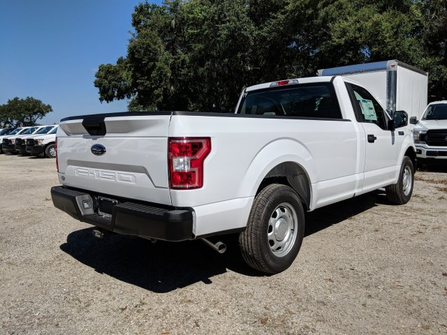 2018 F-150 Regular Cab 4x2,  Pickup #J7825 - photo 2