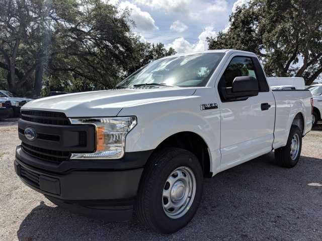 2018 F-150 Regular Cab 4x2,  Pickup #J7833 - photo 5