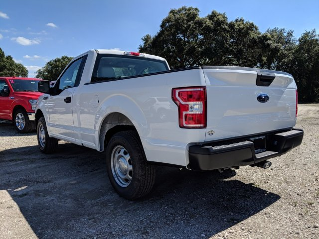 2018 F-150 Regular Cab 4x2,  Pickup #J7897 - photo 4