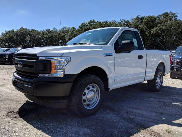 2018 F-150 Regular Cab 4x2,  Pickup #J7897 - photo 5