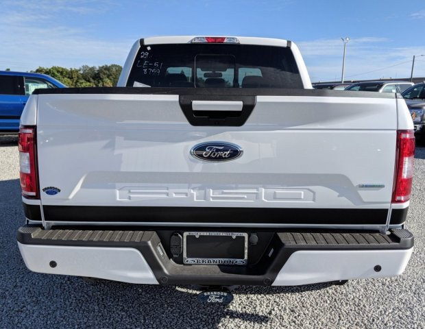 2018 F-150 SuperCrew Cab 4x2,  Pickup #J8016 - photo 3