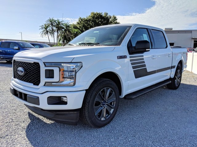2018 F-150 SuperCrew Cab 4x2,  Pickup #J8016 - photo 5