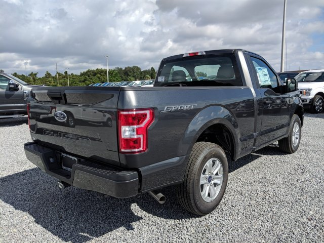 2018 F-150 Regular Cab 4x2,  Pickup #J8045 - photo 2