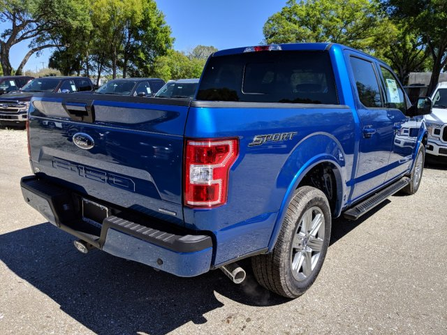 2018 F-150 SuperCrew Cab 4x2,  Pickup #J8046 - photo 2