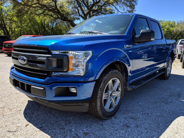 2018 F-150 SuperCrew Cab 4x2,  Pickup #J8046 - photo 5