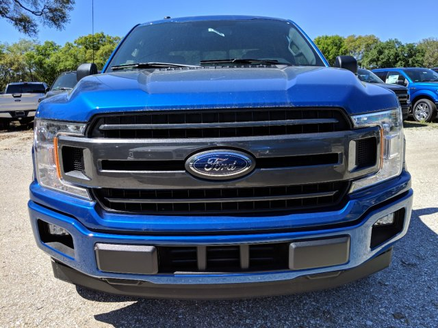 2018 F-150 SuperCrew Cab 4x2,  Pickup #J8046 - photo 6