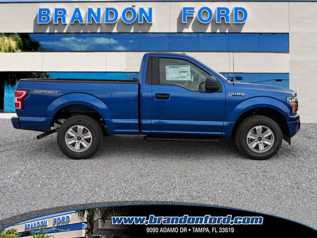 2018 F-150 Regular Cab 4x2,  Pickup #J8062 - photo 1