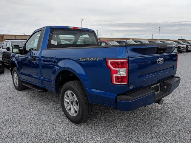 2018 F-150 Regular Cab 4x2,  Pickup #J8062 - photo 4