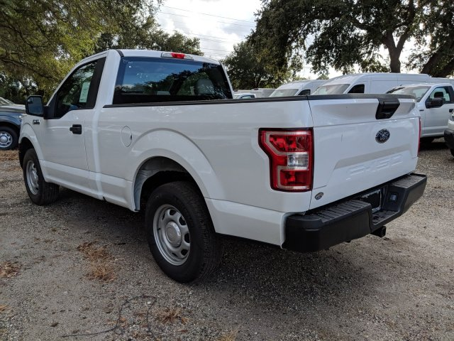 2018 F-150 Regular Cab 4x2,  Pickup #J8085 - photo 4