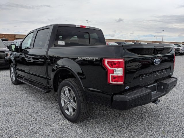 2018 F-150 SuperCrew Cab 4x2,  Pickup #J8089 - photo 4