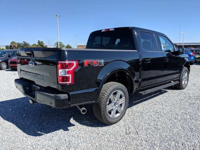 2018 F-150 SuperCrew Cab 4x4,  Pickup #J8094 - photo 2