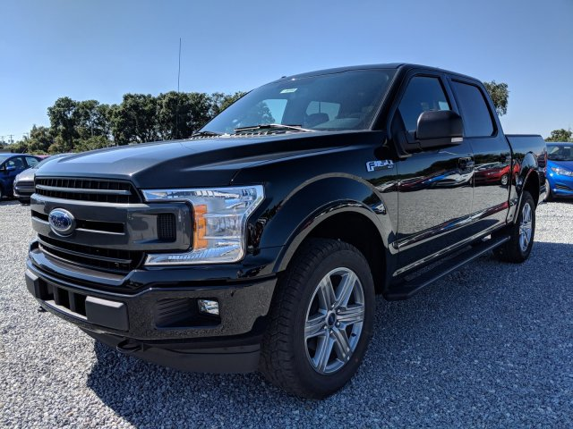 2018 F-150 SuperCrew Cab 4x4,  Pickup #J8094 - photo 5