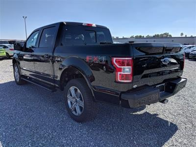 2018 F-150 SuperCrew Cab 4x4,  Pickup #J8094 - photo 4