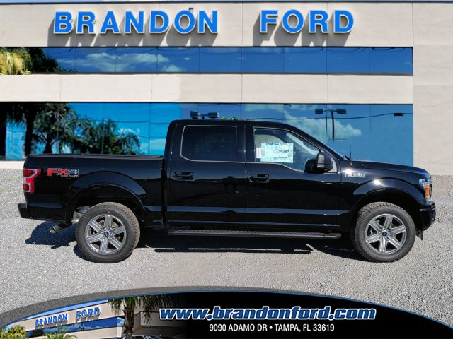 2018 F-150 SuperCrew Cab 4x4,  Pickup #J8097 - photo 1