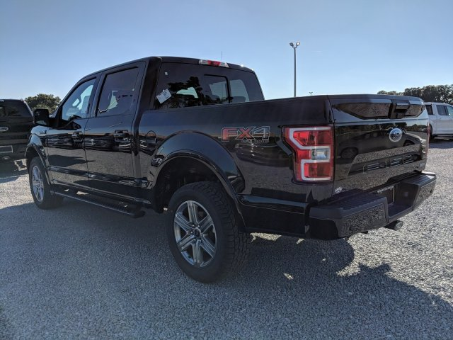 2018 F-150 SuperCrew Cab 4x4,  Pickup #J8097 - photo 4