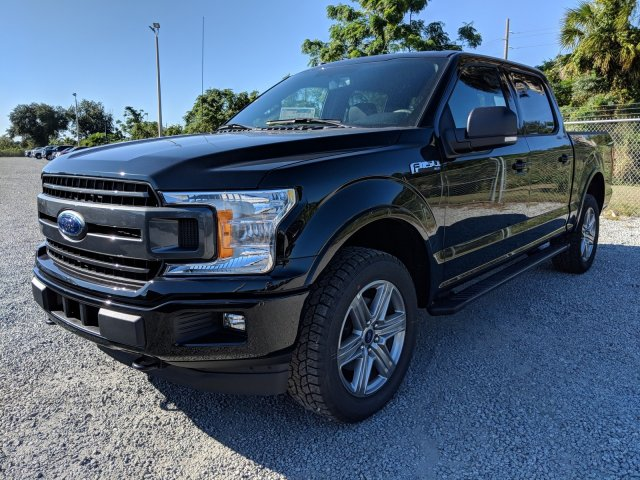 2018 F-150 SuperCrew Cab 4x4,  Pickup #J8097 - photo 5