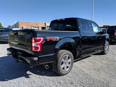 2018 F-150 SuperCrew Cab 4x4,  Pickup #J8097 - photo 2