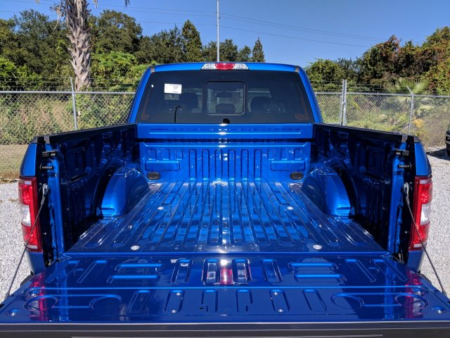 2018 F-150 SuperCrew Cab 4x2,  Pickup #J8111 - photo 10