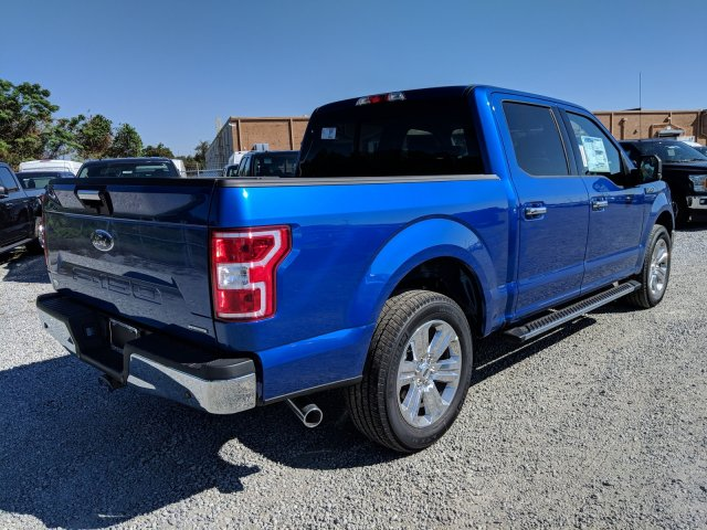 2018 F-150 SuperCrew Cab 4x2,  Pickup #J8111 - photo 2