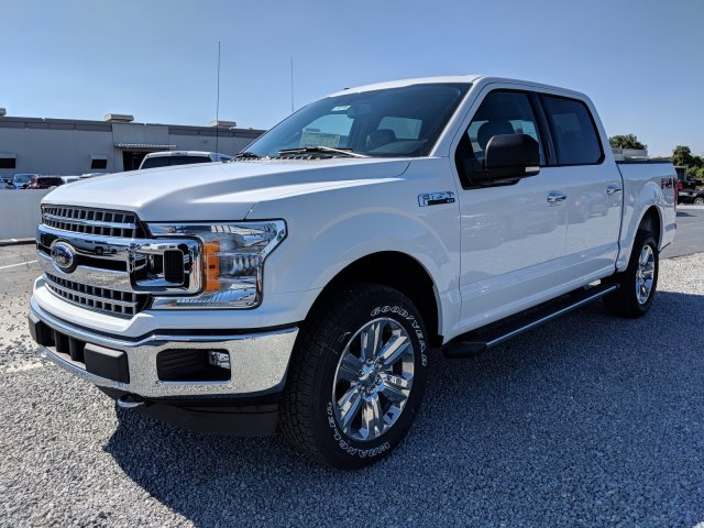 2018 F-150 SuperCrew Cab 4x4,  Pickup #J8118 - photo 5