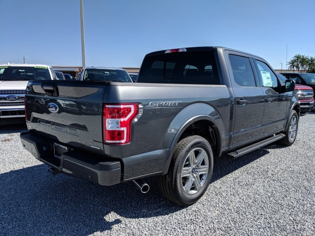 2018 F-150 SuperCrew Cab 4x2,  Pickup #J8125 - photo 2
