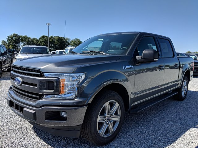 2018 F-150 SuperCrew Cab 4x2,  Pickup #J8125 - photo 5
