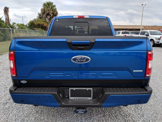 2018 F-150 SuperCrew Cab 4x2,  Pickup #J8142 - photo 3