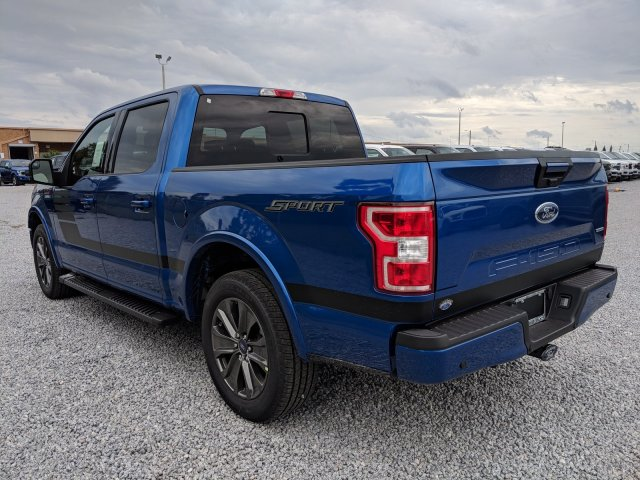 2018 F-150 SuperCrew Cab 4x2,  Pickup #J8142 - photo 4