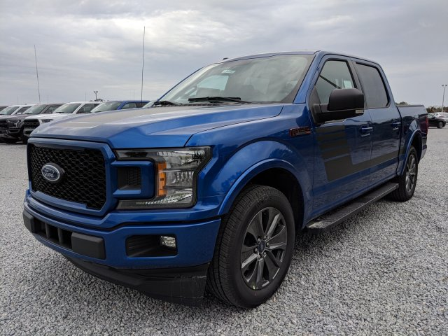 2018 F-150 SuperCrew Cab 4x2,  Pickup #J8142 - photo 5