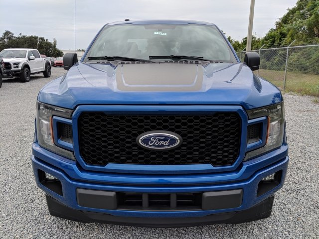 2018 F-150 SuperCrew Cab 4x2,  Pickup #J8142 - photo 6