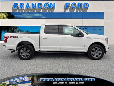 2018 F-150 SuperCrew Cab 4x4,  Pickup #J8156 - photo 1