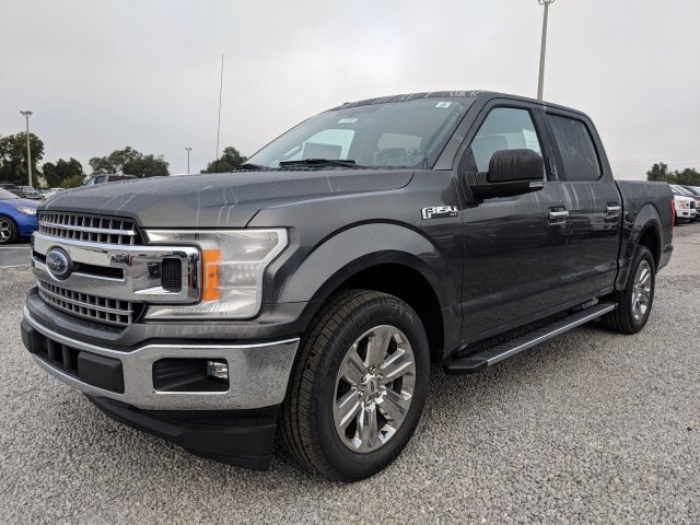 2018 F-150 SuperCrew Cab 4x2,  Pickup #J8193 - photo 5