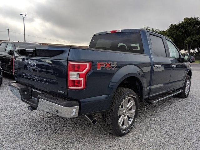 2018 F-150 SuperCrew Cab 4x4,  Pickup #J8204 - photo 2