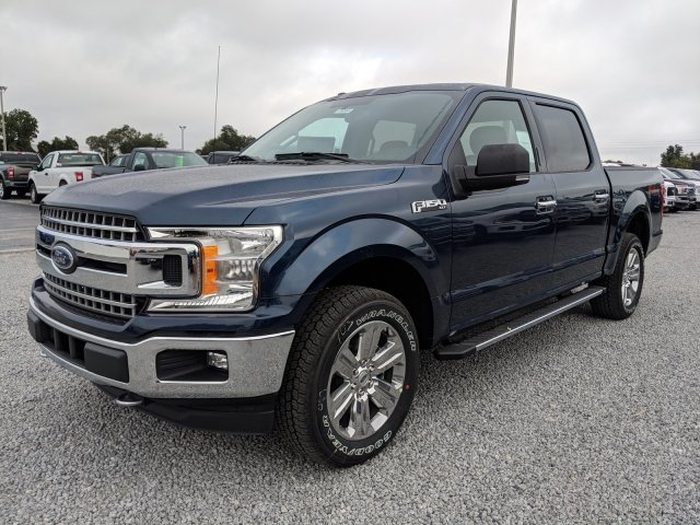 2018 F-150 SuperCrew Cab 4x4,  Pickup #J8204 - photo 5