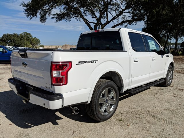 2018 F-150 SuperCrew Cab 4x2,  Pickup #J8214 - photo 2