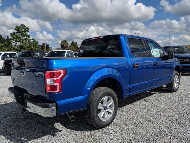 2018 F-150 SuperCrew Cab 4x2,  Pickup #J8235 - photo 2