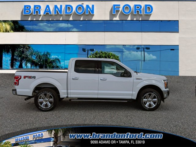 2018 F-150 SuperCrew Cab 4x4,  Pickup #J8261 - photo 1