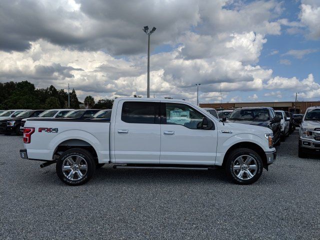 2018 F-150 SuperCrew Cab 4x4,  Pickup #J8261 - photo 3