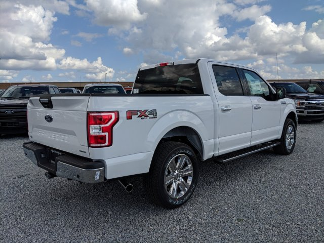 2018 F-150 SuperCrew Cab 4x4,  Pickup #J8261 - photo 2
