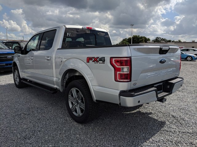 2018 F-150 SuperCrew Cab 4x4,  Pickup #J8277 - photo 5