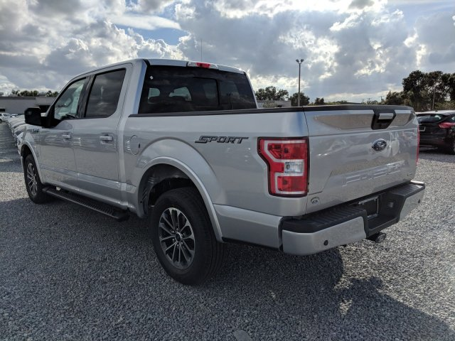2018 F-150 SuperCrew Cab 4x2,  Pickup #J8302 - photo 4